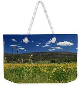 Springtime In Hat Creek Weekender Tote Bag