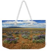 Springtime In Honey Lake Valley Weekender Tote Bag