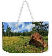 Springtime In Lassen County Weekender Tote Bag