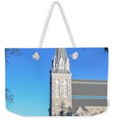 Springtime In Radnor - Villanova University Weekender Tote Bag
