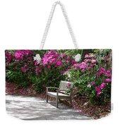Springtime In The Park Weekender Tote Bag