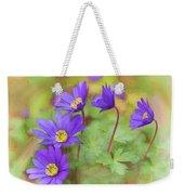 Springtime Riot Weekender Tote Bag