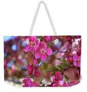 Springtime Romance Weekender Tote Bag