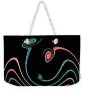 Springy Square Weekender Tote Bag by Ben and Raisa Gertsberg