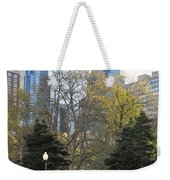 Sprintime At Rittenhouse Square Weekender Tote Bag