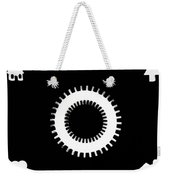 Sprocket Weekender Tote Bag