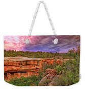 Spruce Tree House At Mesa Verde National Park - Colorado Weekender Tote Bag