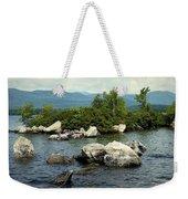Squam Lake, New Hampshire Weekender Tote Bag