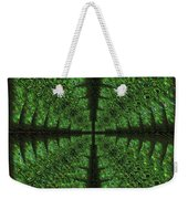 Square Crop Circles Four Weekender Tote Bag