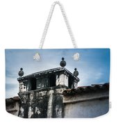 Square Dome Weekender Tote Bag
