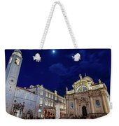 Square Of The Loggia Weekender Tote Bag