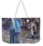 Square Slide Weekender Tote Bag