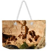 Square Tower Ruin Weekender Tote Bag