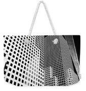 Squared, New York City Weekender Tote Bag