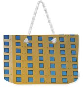Squares In A Square Weekender Tote Bag