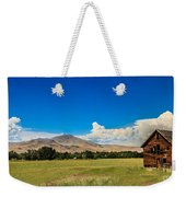Squaw Butte And Little Butte Weekender Tote Bag