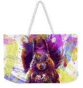 Squirrel Animals Possierlich Nager  Weekender Tote Bag