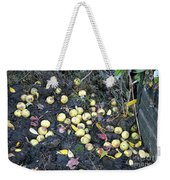 Squirrel Cache In Compost Pile Weekender Tote Bag