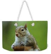 Squirrel Portrait Weekender Tote Bag