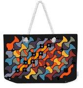 Design 76 Weekender Tote Bag