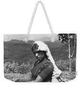 Sri Lanka Tea Plantation Weekender Tote Bag