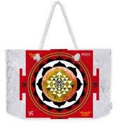 Sri Yantra Magic Weekender Tote Bag