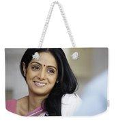 Sridevi Weekender Tote Bag