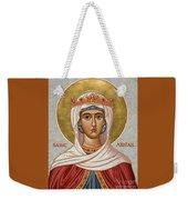 St. Abigail - Jcabi Weekender Tote Bag