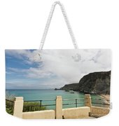St Agnes To Holywell Weekender Tote Bag