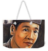 St. Andrew Dung-lac - Jladl Weekender Tote Bag