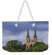 St Andrews Catholic Church Roanoke Virginia Weekender Tote Bag