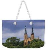 St Andrews Catholic Church Roanoke Virginia Weekender Tote Bag