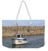 St Andrews Harbour Weekender Tote Bag