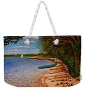 St Andrews State Park Panama City Florida Weekender Tote Bag