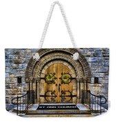 St Ann Church Weekender Tote Bag
