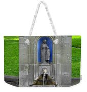 St Ann's Well - Buxton Weekender Tote Bag