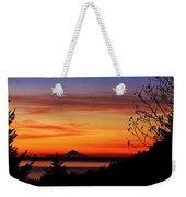 St Augustine At Sunset Weekender Tote Bag