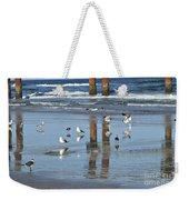 St. Augustine Beach Weekender Tote Bag