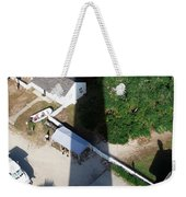 St. Augustine Lighthouse Shadow Weekender Tote Bag