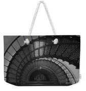 St. Augustine Lighthouse Spiral Staircase II Weekender Tote Bag