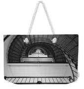 St. Augustine Lighthouse Spiral Staircase IIi Weekender Tote Bag