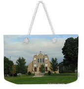 St. Basil's Church Utica, Ny Weekender Tote Bag