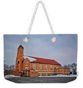 St Bernards Church Weekender Tote Bag