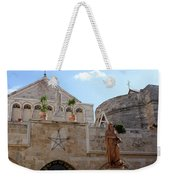 St Catherine Church Weekender Tote Bag