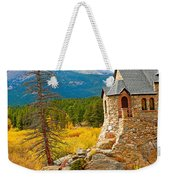 St. Catherine's Church In Autumn Weekender Tote Bag