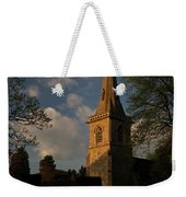 St Davids Church At Sundown Weekender Tote Bag