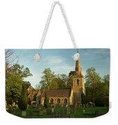 St Davids Church Cemetery 3 Weekender Tote Bag