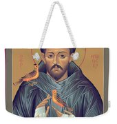 St. Francis Of Assisi - Rlfob Weekender Tote Bag