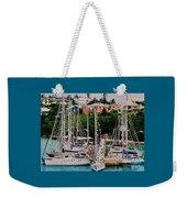 St. George's Yacht Club Bermuda Weekender Tote Bag