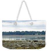 St Helens Beach To Bembridge Point Weekender Tote Bag